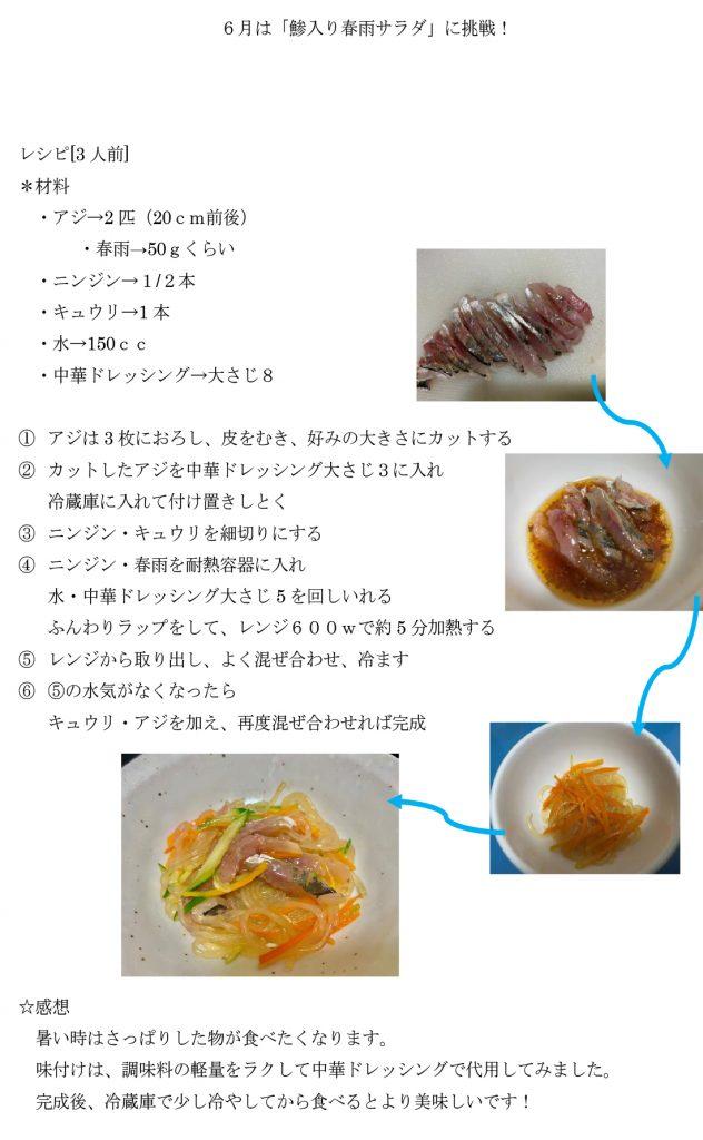 minaレシピ